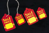 Sale Promotional Tickets